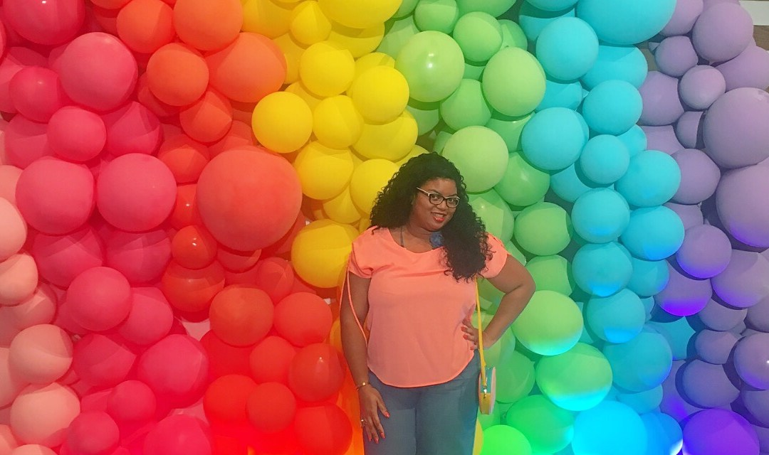 Bright Colors, Balloons and Life Lessons