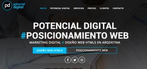 PotencialDigital.co Marketing en Argentina
