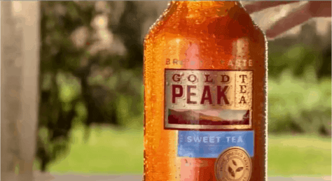 Gold Peak Commercial Screen Shot