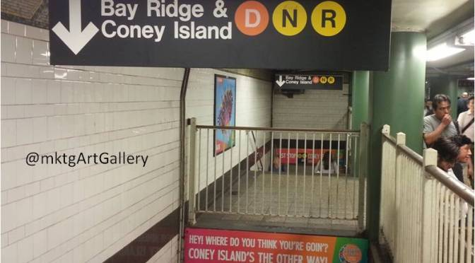 Which Way To Coney Island?