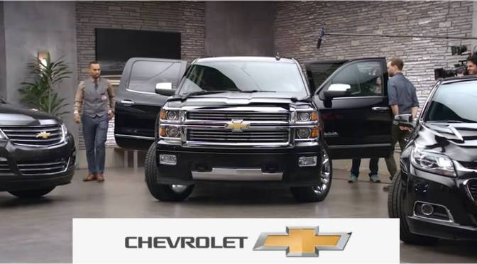 Chevrolet's Borrowed Brand Equity