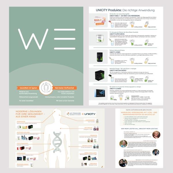 We-Produkt-Broschüre