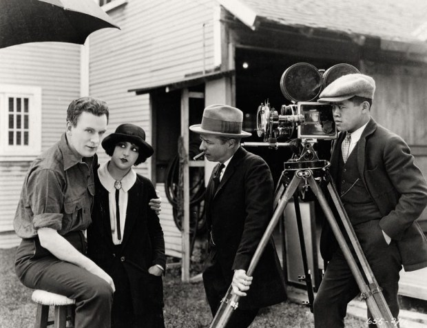 The Alaskan (1924) Publicity Still via Wikipedia Public Domain.