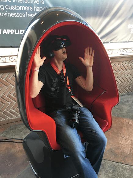 Matt VR SXSW