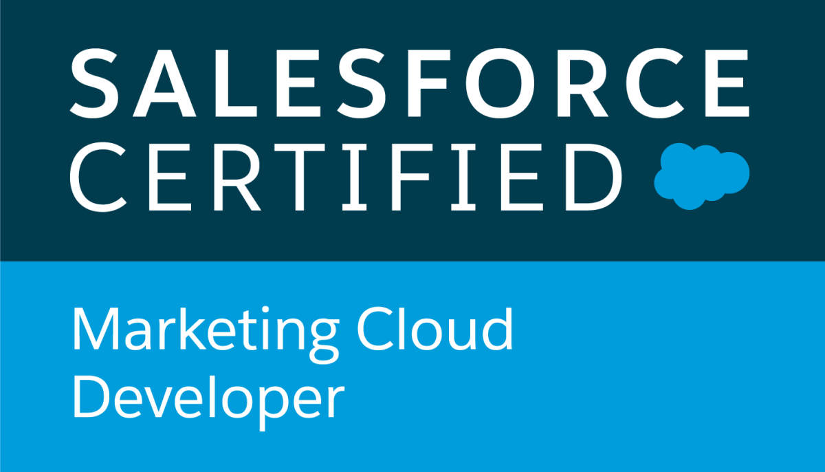 Salesforce Certified Marketing Cloud Developer