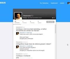Instalando o Plugin do WordPress – Instalando o Disqus