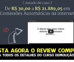 Review do Curso Demolição Digital do Anderson Chipak