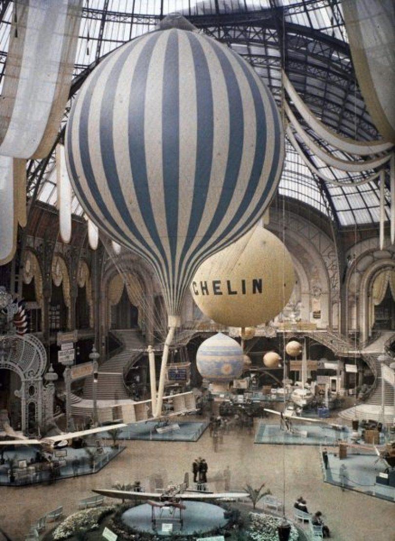 Fotos antigas de Paris (10)