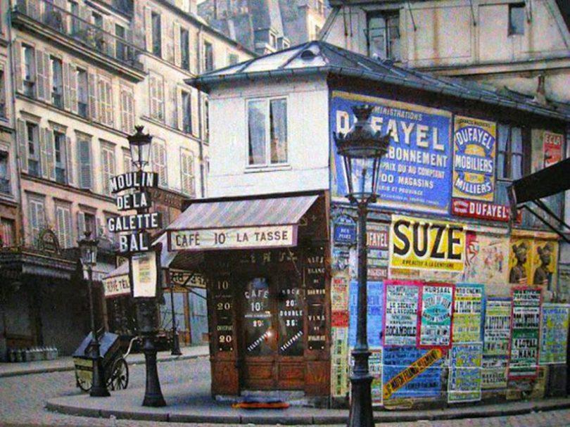 Fotos antigas de Paris (11)