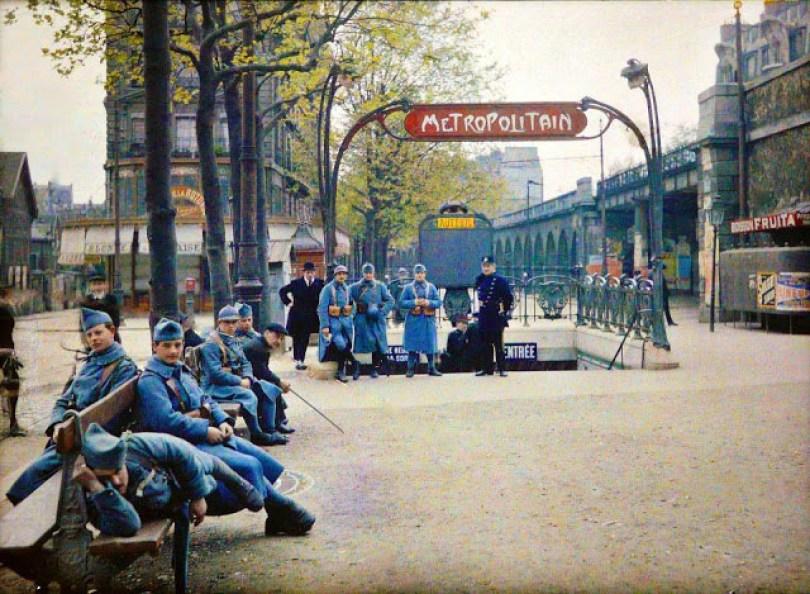 Fotos antigas de Paris (3)