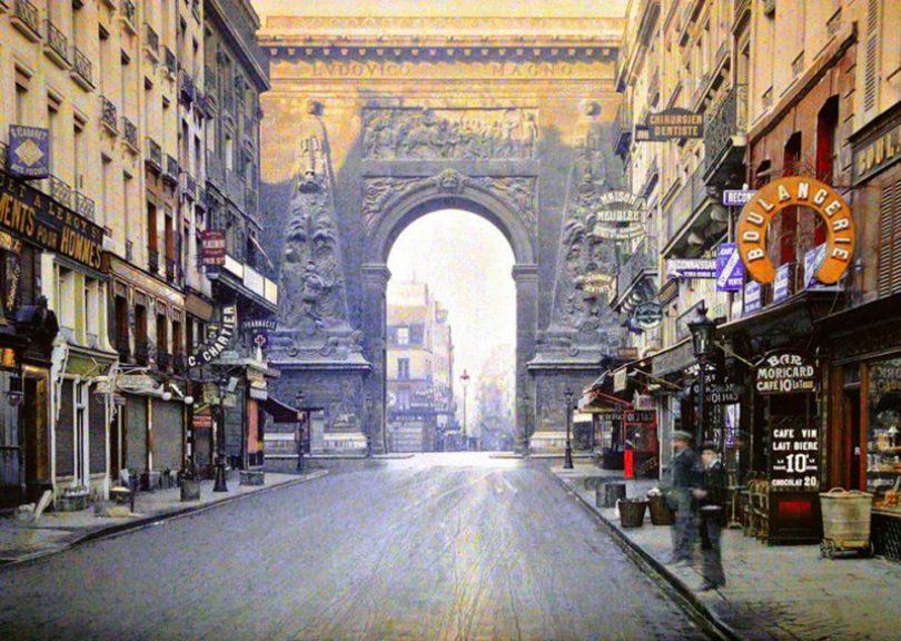 Fotos antigas de Paris (5)
