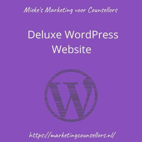 deluxe wordpress website