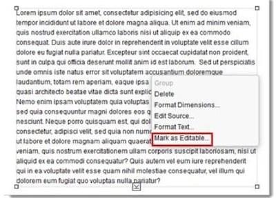 Email Editor Text Boxes Eloqua 10 Summer 2014 400x288pxl