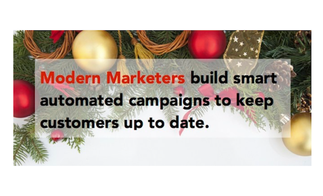 Christmas Marketing Automation 660x400