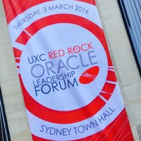 UXC Red Rock Oracle Leadership Forum
