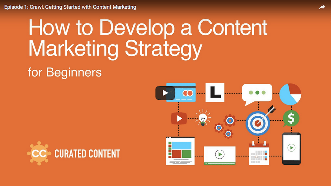 YouTube How to develop a content marketing strategy 1100pxl