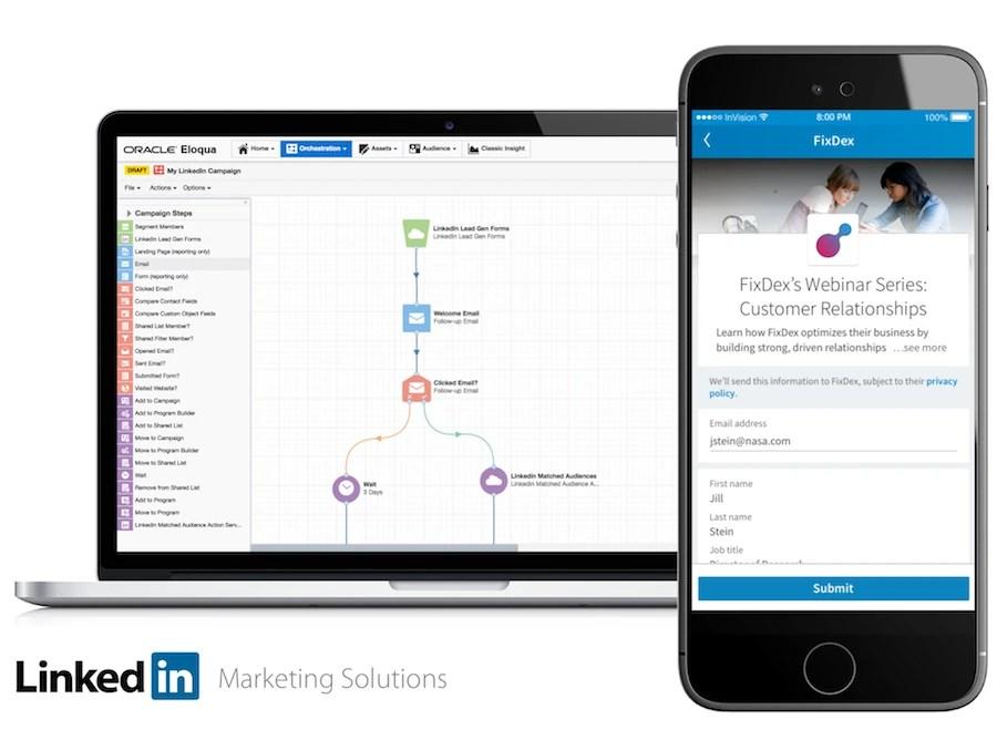 Linkedin Campaign Manager App