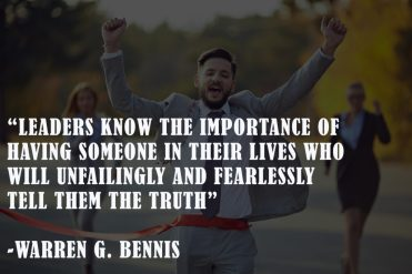 Warren Bennis New Year leadership quotes