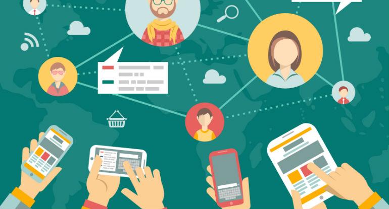 Prosumidores-consumidores que recomiendan y crean contenido
