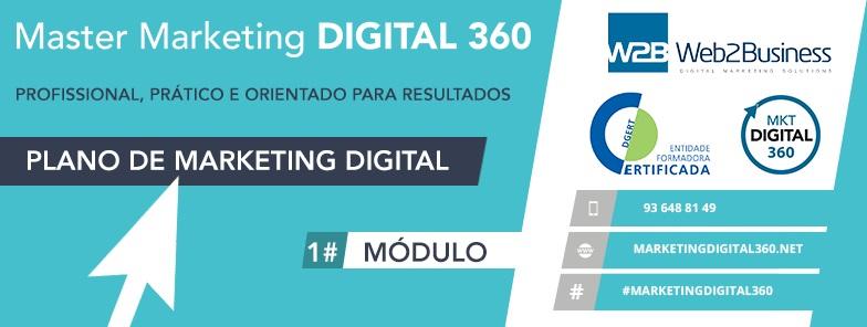 Master Marketing Digital 360 (2) - Plano de Marketing Digital