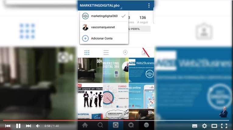 instagram-5-contas