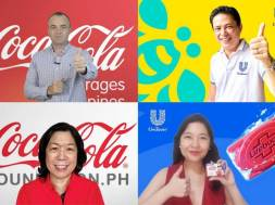 Coke and Unilever