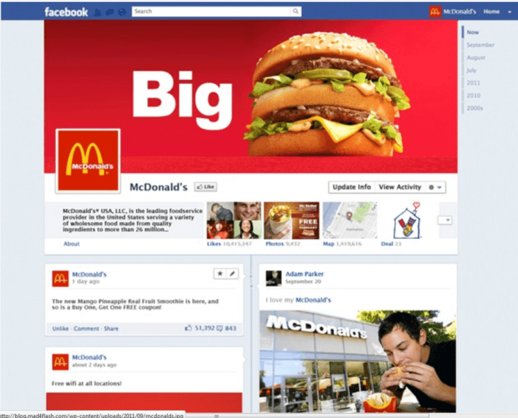 mcdonalds-business-fan-page