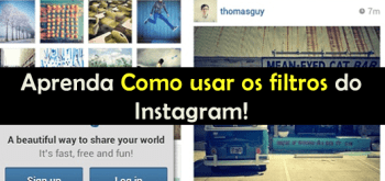 Como usar os filtros do Instagram