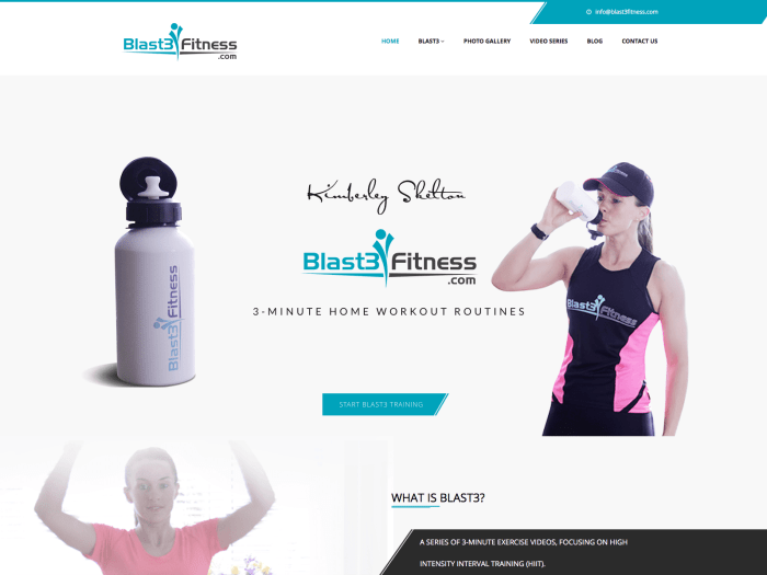 blast3fitness-website