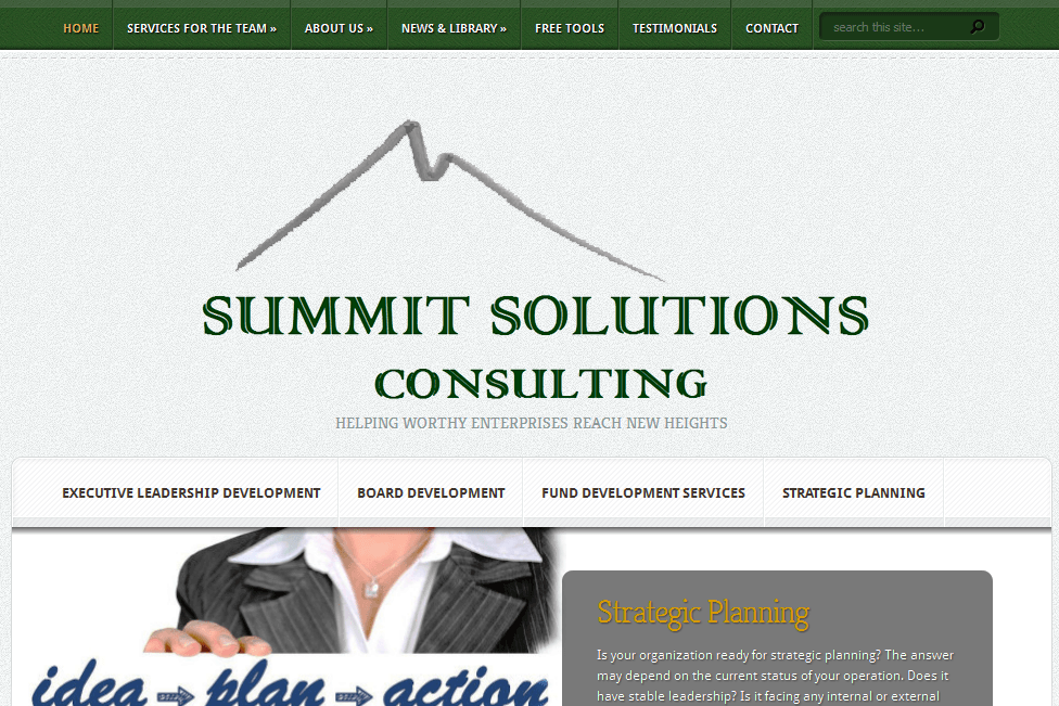SUMMIT SOLUTIONS CONSULTING