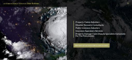 Public Insurance Adjuster – Dale Robbins