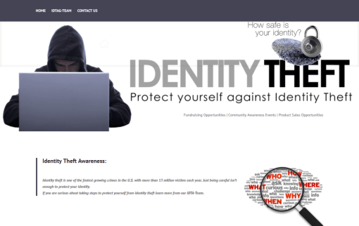 ID Theft Awareness Group