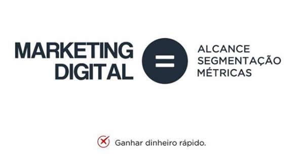 Como começar no marketing digital? Entenda que marketing digital é alcance + segmentação + métricas