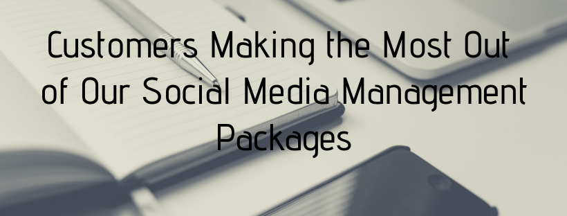 Sales Funnel Case Study: Customers Making the Most Out of Our Social Media Management Packages