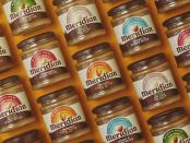 Meridian Foods nut butter