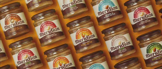 Meridian Foods nut butter