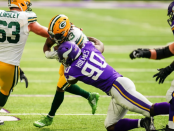 Minnesota Vikings v Greenbay Packers