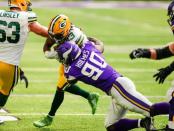 Minnesota Vikings v Greenbay Packers
