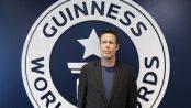 Neil Foster, Guinness World Records