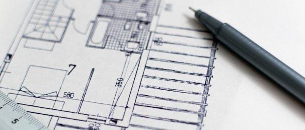 architect's house plan