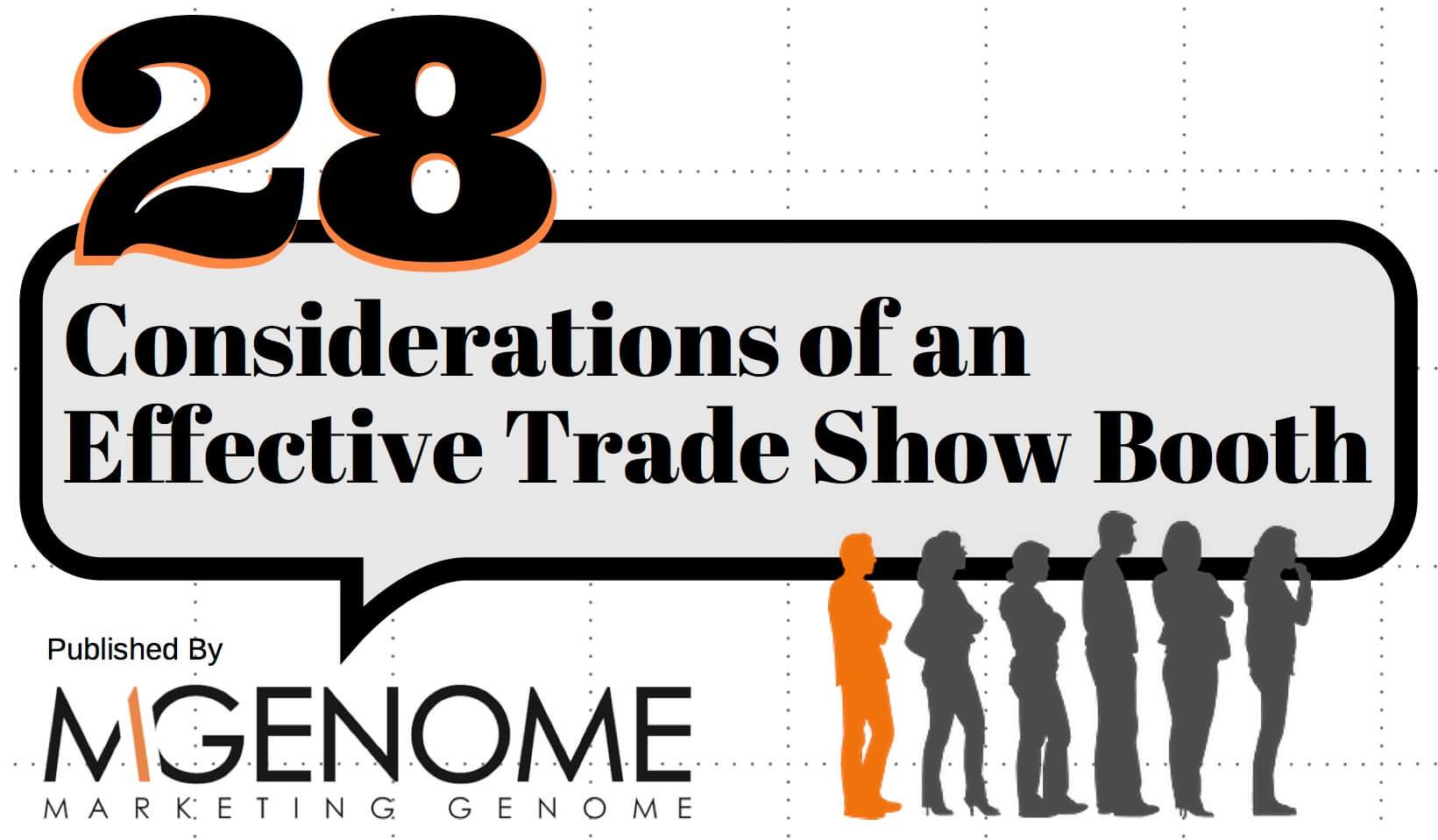28 Effective Trade Show Display Ideas