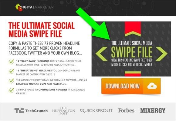 Используйте эти 72 проверенных способа формирования заголовков, чтобы получать больше кликов с Facebook, Twitter и вашего блога…