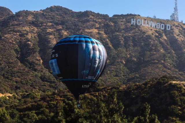 Hot air balloons for '2.0'
