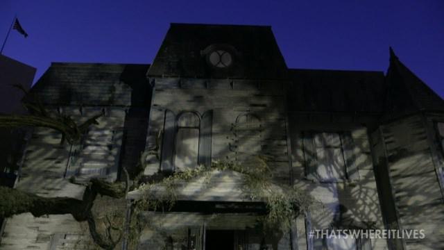 Warner Bros. Pictures's 'Neibolt House' visit for 'IT'