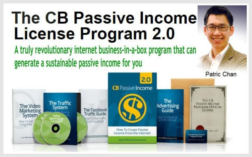The CB Passive Income License Program 2.0