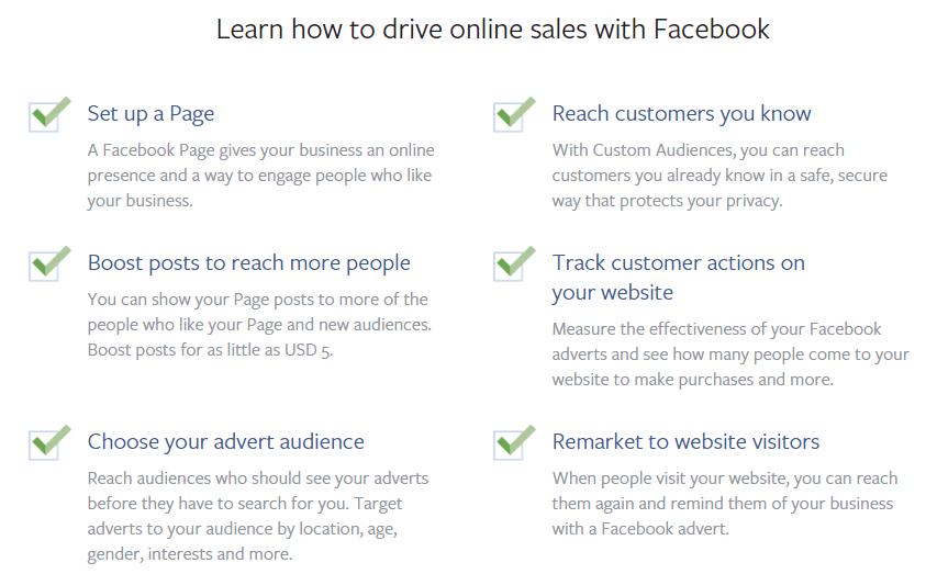 FB advertising tips