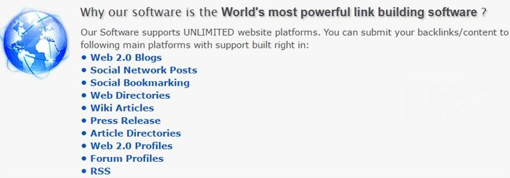 Blogging tools SEO software