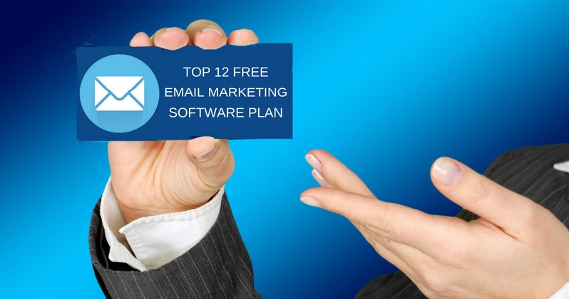 Top 12 Free Email Marketing Software Can Skyrocket Your Sales