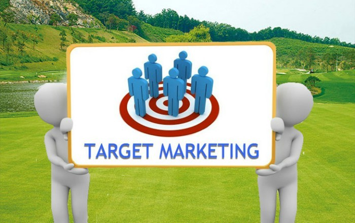 Target marketing key techniques