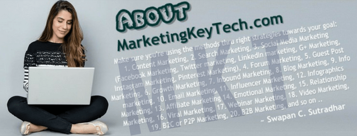 About MKT blog